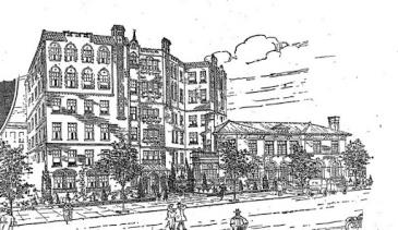 807 Riverside Drive Architectural Rendering (George Fred Pelham)
