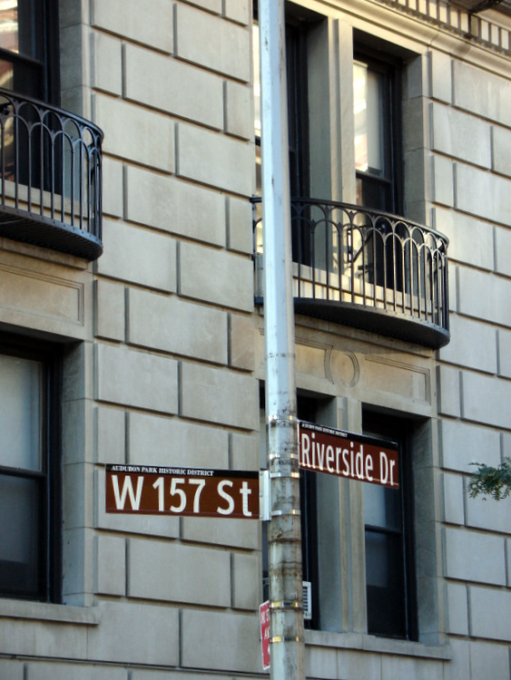 Historic District Street Signs