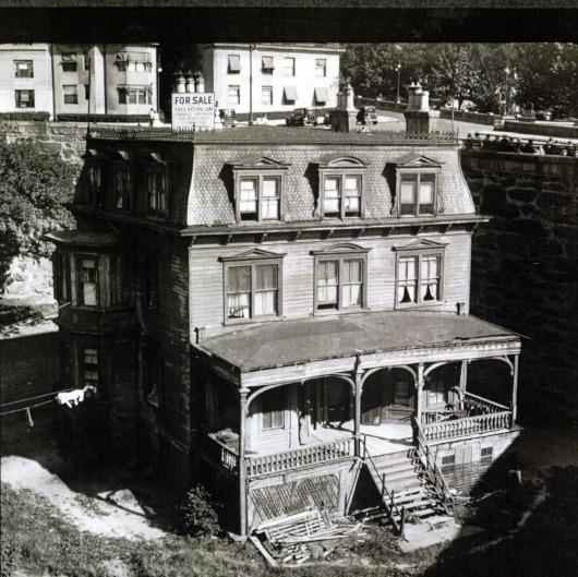 Audubon House circa 1931