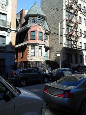 156th Street: Sole Remaining Rowhouse of Four