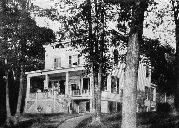 Audubon House 1864