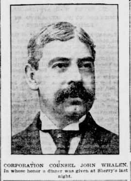 Corporate Counsel John Whalen
