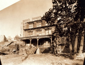 Audubon's House in Decline