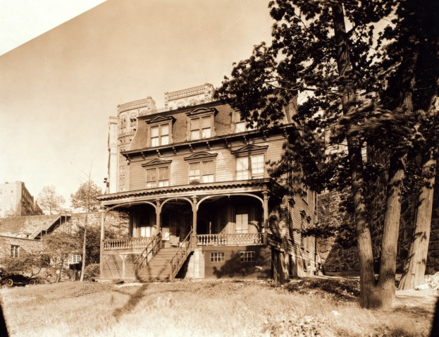 Audubon's House in Decline